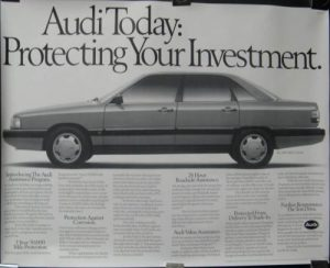 1988 Audi 5000 CS Turbo